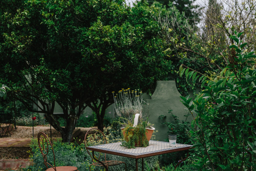 space for event with garden in seville
