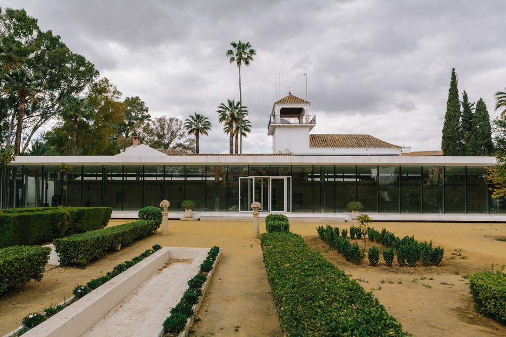 Espacio Casa de Cristal eventos en Sevilla